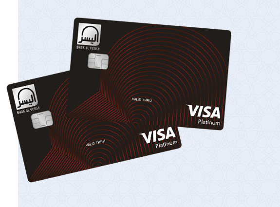 Carte Visa PLATINUM
